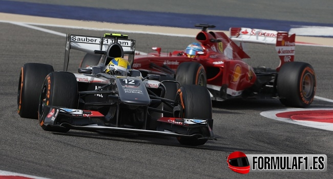 La presión sigue aumentando para Esteban Gutiérrez y la escudería Sauber