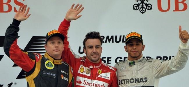 GP China 2013