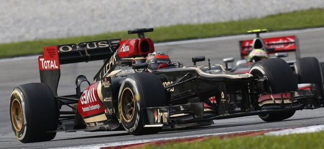 Kimi Räikkönen, Lotus, GP China 2013