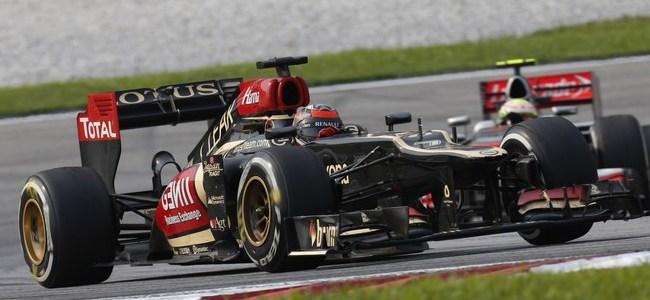 Kimi Räikkönen, Lotus, GP China 2013