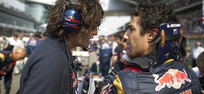 Daniel Ricciardo, Toro Rosso, GP China 2013