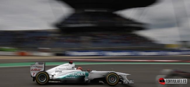 Michael Schumacher, Mercedes