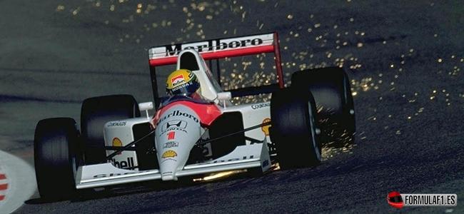 Ayrton Senna, 1988, McLaren-Honda