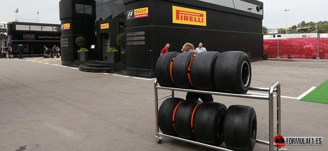 Pirelli 2013, Spain