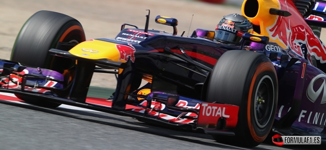 Sebastian Vettel, Spain 2013