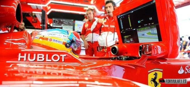 Fernando Alonso, Ferrari, GP España 2013