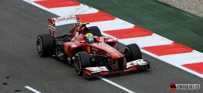Felipe Massa, Ferrari, GP España 2013