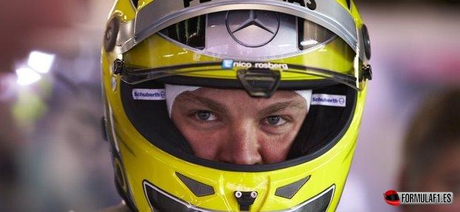 Nico Rosberg, Mercedes, GP España 2013