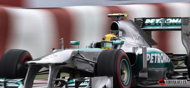 Lewis Hamilton, Mercedes, GP Canada 2013