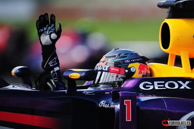 Vettel, Victoria, Canadá 2013