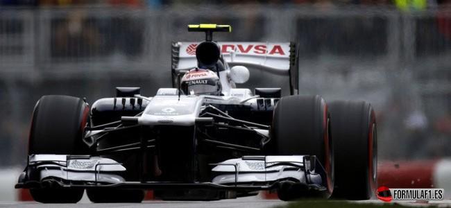 Valtteri Bottas, Williams, GP Canada 2013