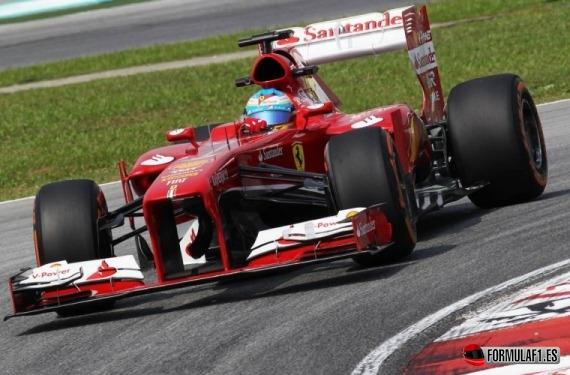 Coches personales de los pilotos de F1
