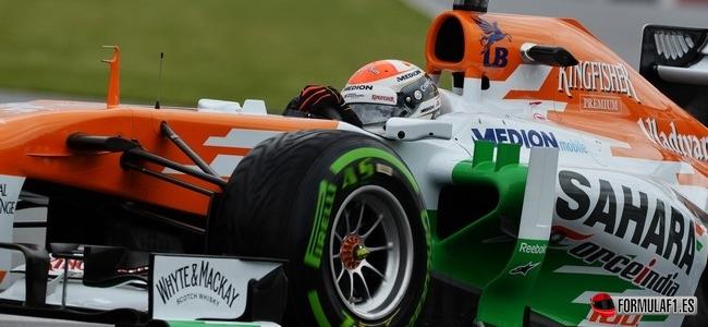 Adrian Sutil, Force India, GP Canada 2013