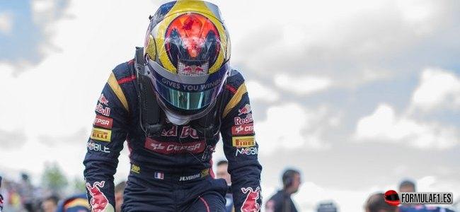 Jean-Éric Vergne, Toro Rosso, GP Canada 2013