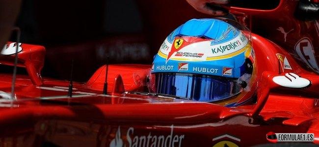Fernando Alonso, Ferrari, GP Alemania 2013