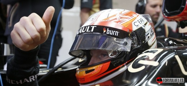 Romain Grosjean, Lotus, GP Alemania 2013