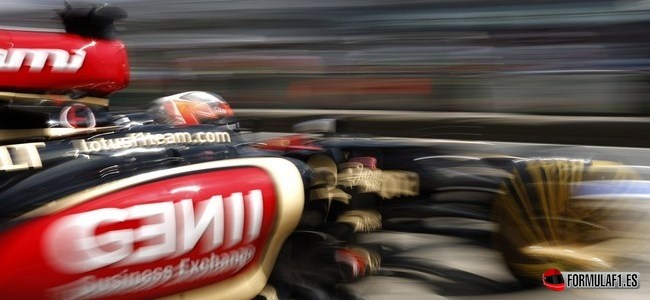 Kimi Räikkönen, Lotus, GP Alemania 2013