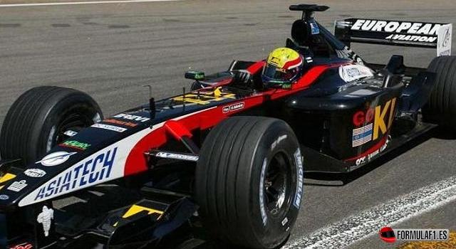 La época de los románticos en la F1