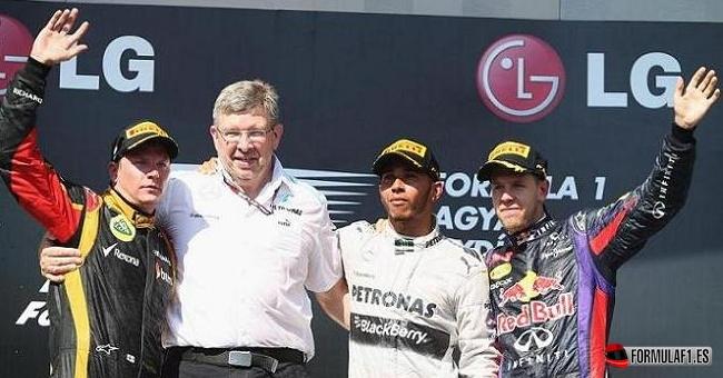 Un tórrido Gran Premio y no va de películas...