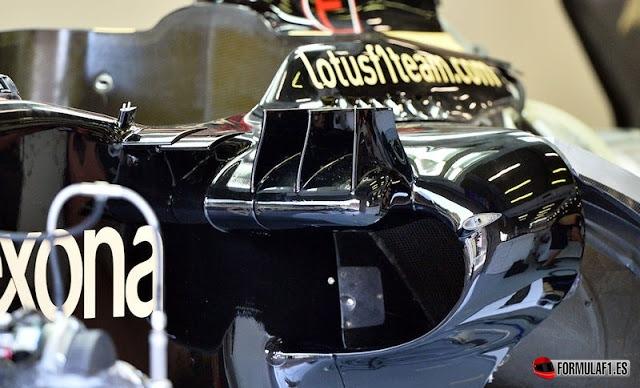 Pontones del Lotus en Spa 2013