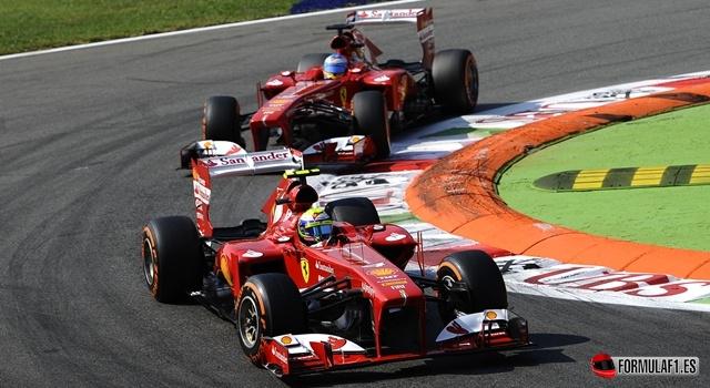 GP de Monza de F1: el circuito del 3 en 1, mejor, del 1º y 3º