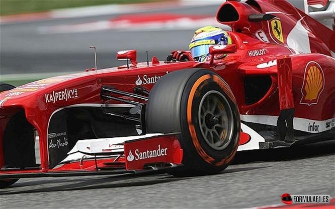 ¿Cómpetirá Massa en 2014?