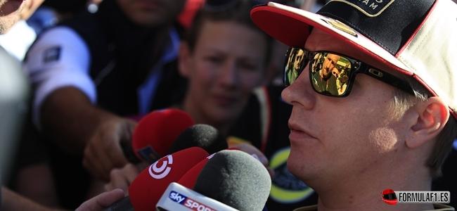 Alonso se encomienda a la suerte y Räikkönen confía en poder competir en Corea