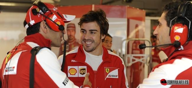 Fernando Alonso, GP EEUU 2013