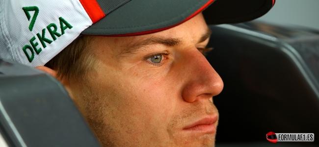 Nico Hülkenberg no sustituirá a Kimi Räikkönen en Austin y Brasil