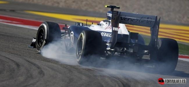 Valtteri Bottas, Williams, GP EEUU 2013