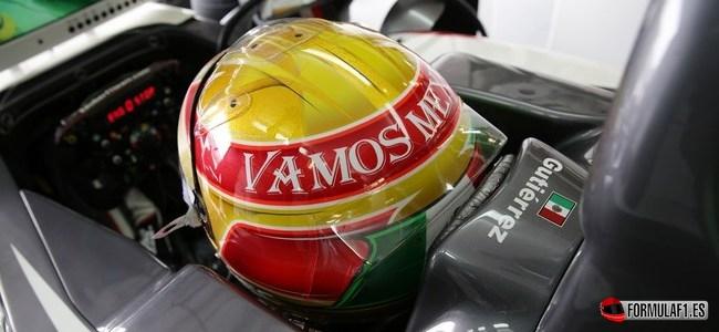 Esteban Gutiérrez, Sauber, GP EEUU 2013