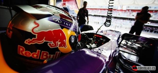 Sebastian Vettel, Red Bull, GP EEUU 2013