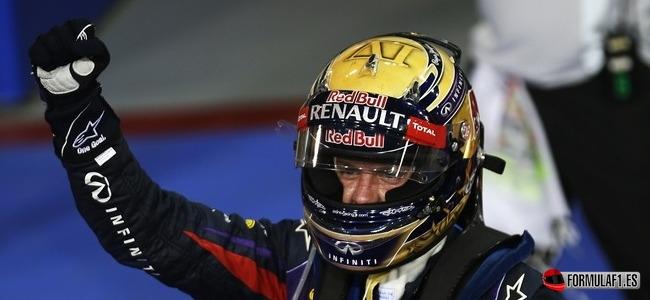 Sebastian Vettel, Red Bull, GP Abu Dabi 2013