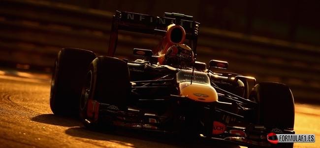 Mark Webber, Red Bull, GP Abu Dabi 2013