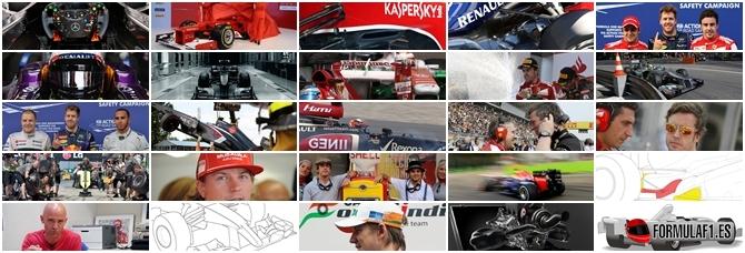Lo más leído en FormulaF1.es durante la temporada 2013