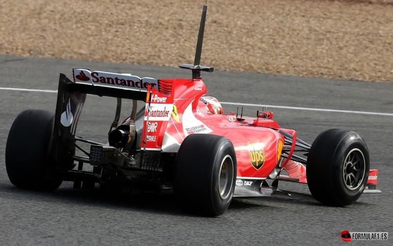 Primer análisis técnico del Ferrari F14T