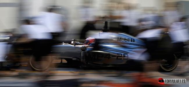 McLaren aprieta 'agresivamente' con el desarrollo del MP4-29