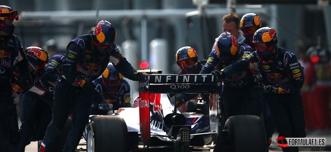 Daniel Ricciardo se lleva un lastre de diez posiciones para el Gran Premio de Baréin