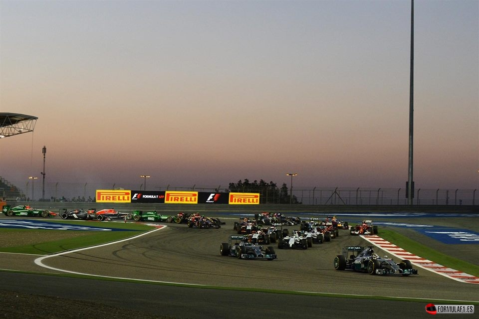 El GP de Baréin 2014 en 100 imágenes