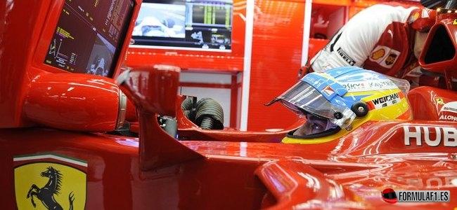 Fernando Alonso, Ferrari, GP China 2014