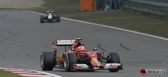 GP de China 2014: Declaraciones después del primer podio de la temporada de Alonso