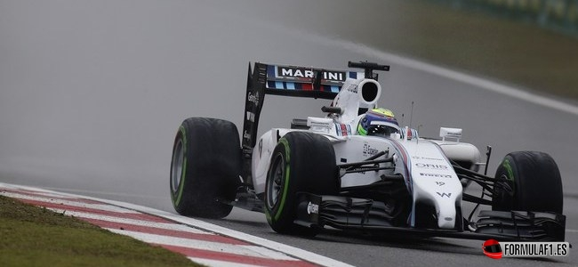 Felipe Massa, Williams, GP China 2014