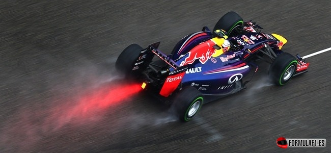 Daniel Ricciardo, Red Bull, GP China 2014