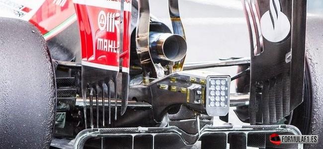 Ferrari, Test Jerez 2014