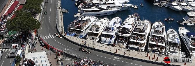Los mejores momentos del Gran Premio de Mónaco
