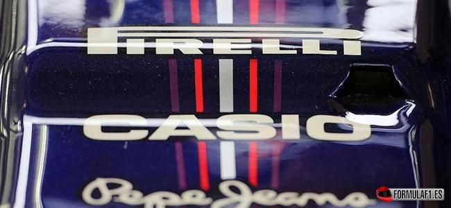 Red Bull FOM camera F1