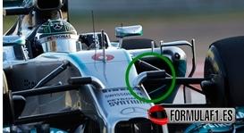 Rosberg, FOM Camera, Mercedes F1