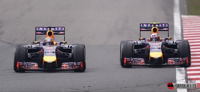 Ricciardo manda un mensaje a Vettel: