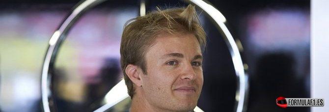 """Nico Rosberg, respecto al amplificador de sonido: """"Todo sigue igual"""""""
