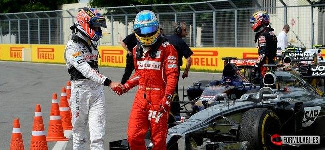 Fernando Alonso, Ferrari, GP Canada 2014